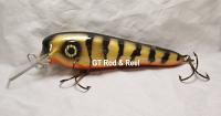 "Smuttly Dog Baits 6"" Troller/Crankbait Color Bronze Perch"