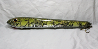 "Pearson Plug 14"" Wide Glide Color  Lake Of The Woods Walleye"
