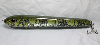 "Pearson Plug 12"" Wide Glide Color  Lake Of The Woods Walleye"