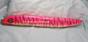 "Hughes River Musky 14"" Pro Sucker Bait Color; Pink Panther"