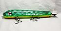 "Jack Cobb 8"" Enforcer Emerald Green Sucker"
