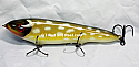"Smuttly Dog Baits Lures 7"" Minnow, Color; Norther Pike"