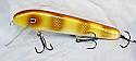 "Jack Cobb 8"" AV Crank Bait Golden Walleye"