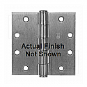 """Hager Hinges 1279 NRP 4.5"""" x 4.5"""" US3 Bright Brass"""