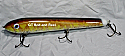 "Pearson Plug 10"" Wide Glide Color Walleye"