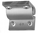 Hager 992 3x4in Food Pass Through Prison Hinge-Full Surface-Heavy Weight-Plain Bearing-Steel Base